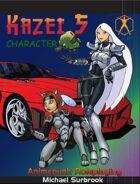 Kazei 5 Character Pack
