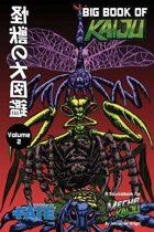 Mecha vs Kaiju: Big Book of Kaiju - Insect (Fate Core/Condensed)