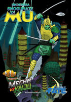 Mecha vs Kaiju: The Undersea Shogunate of Mu (Fate Core/Condensed)