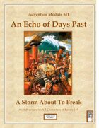 An Echo of Days Past