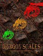 Dragon Scales - A Relic for Rehael