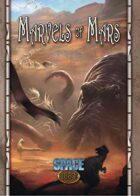 Space 1889 - Marvels of Mars