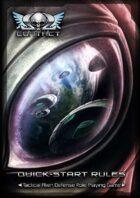 Quickstart: Contact - Tactical Alien Defense RPG