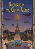 Space 1889 - Nocturne in the City of Lights (Savage Worlds Edition)