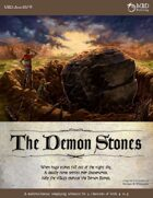 The Demon Stones (Swords & Wizardry)