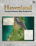 Havenland Fantasy Map Icon/Symbol Set/Pack