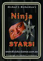 No5. Ninja Stars!