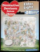 Diminutive Denizens Deluxe: Eldar Light Minis Pack