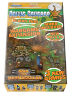 Novus Crusade: War For Marmagellan Game Expansion