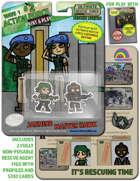 URF! Action Force 2: Jasmine and Master Hawk