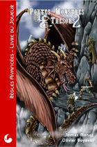 Portes, Monstres & Trésors - Règles avancées - Livre du Joueur