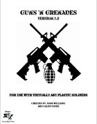 Guns 'n Grenades - Plastic Soldier Wargaming Version 1.5