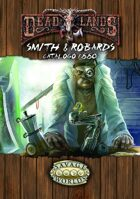 Deadlands - Smith & Robards Catalogo 1880