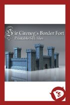 Sir Cireneg's Border Fort - Walls and Tower