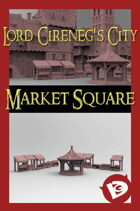 Lord Cireneg's City: Market