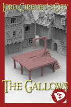 Lord Cireneg's City: The Gallows