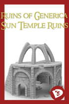 Ruins of Generica - Sun Temple