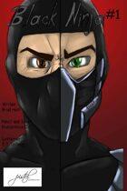 The Black Ninja #1