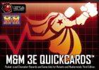 M&M3E Quickcards