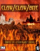 Claw / Claw / Bite - Issue 11