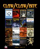 Claw / Claw / Bite - Omnibus 1