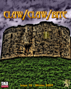 Claw / Claw / Bite - Issue 16