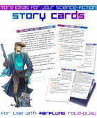 FARFLUNG Story Cards (set of 24)