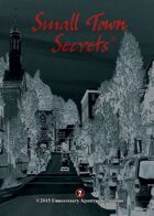 Small Town Secrets - Base Set
