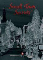Small Town Secrets - Expansion Set 1