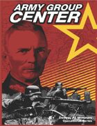 Army Group Center (Destroy All Monsters Series)