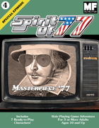 Spirit of 77 - A Very Special Episode: Masterpiece 77