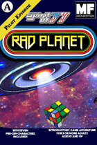 "Pilot: ""Rad Planet - Big Trouble in Little Jupiter"""