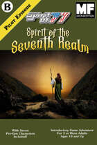"Pilot: ""Spirit of the Seventh Realm - The Once, Twice and Future King"""""