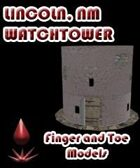 Lincoln, NM: The Watchtower