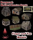 Rusgorod: Medieval Russian Hovels