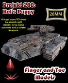 Projekt200 Bel's Puppy