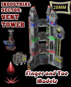 Industrial Sector: Vent Tower