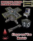 Industrial Sector: Blending Station