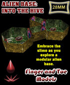 Alien Base: Into the Hive