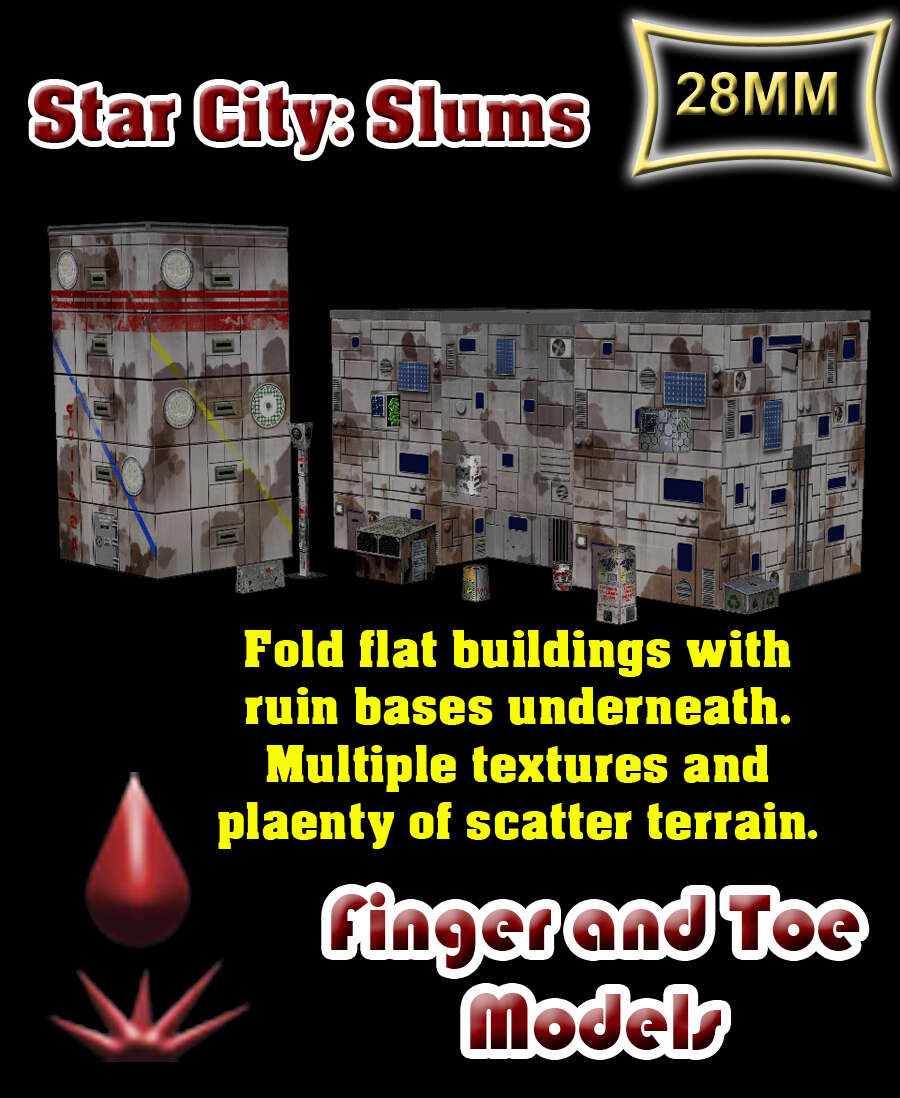 Star City: Slums