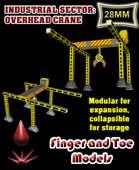 Industrial Sector: Overhead Crane