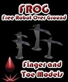 FROG: Free Robot Over Ground