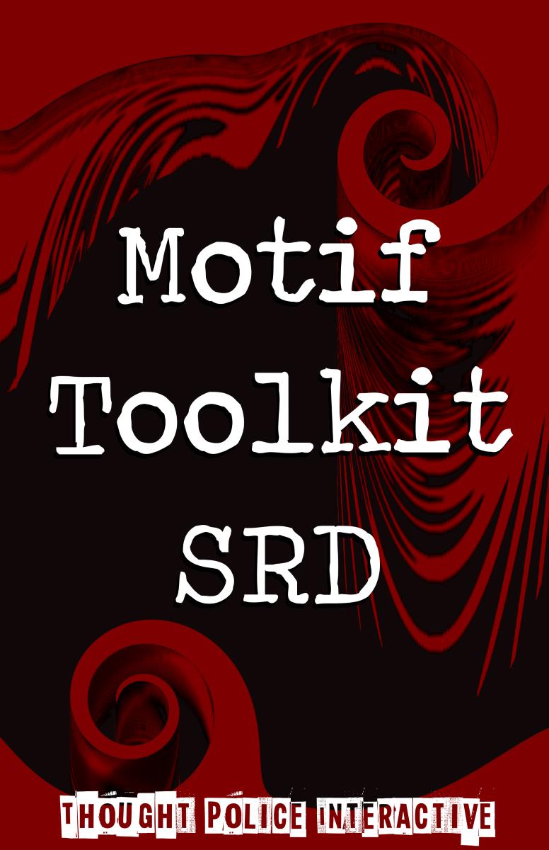 Motif Toolkit SRD (Motif Open License Reference)