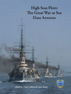 High Seas Fleet, 2nd Edition Annex Booklet