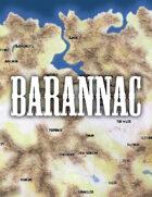 Barannac Map Poster