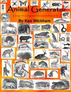 Animal Generator