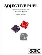 Adjective Fuel
