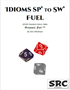 Idioms Sp' to Sw' Fuel