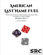 American Last Name Fuel