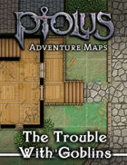 Ptolus Adventure Maps: The Trouble With Goblins
